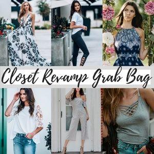 Sweaters - LAST FEW 4 PIECE Closet REVAMP Grab Bag